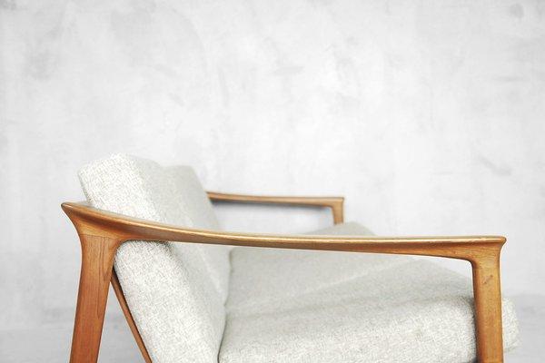 Brilliant Mid Century Swedish Teak Colorado Sofa By Folke Ohlsson For Bodafors 1960S Machost Co Dining Chair Design Ideas Machostcouk