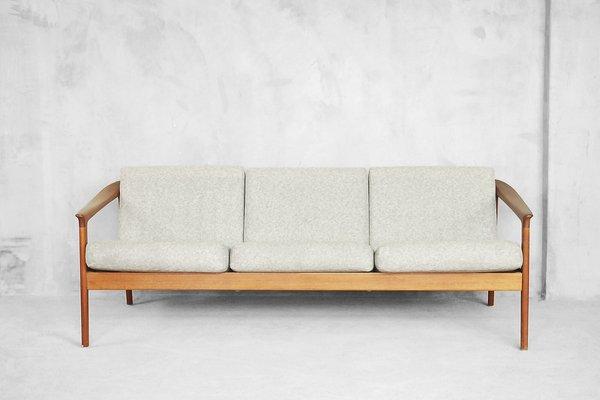 Terrific Mid Century Swedish Teak Colorado Sofa By Folke Ohlsson For Bodafors 1960S Machost Co Dining Chair Design Ideas Machostcouk