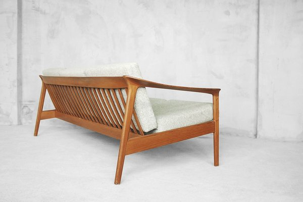 Excellent Mid Century Swedish Teak Colorado Sofa By Folke Ohlsson For Bodafors 1960S Machost Co Dining Chair Design Ideas Machostcouk