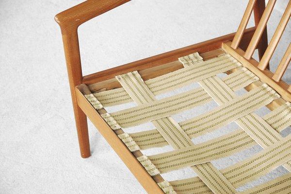 Pleasing Mid Century Swedish Teak Colorado Sofa By Folke Ohlsson For Bodafors 1960S Machost Co Dining Chair Design Ideas Machostcouk