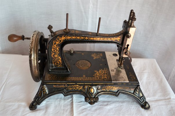 Portable Sewing Machine Table.Vintage Portable Sewing Machine From Junker Ruh