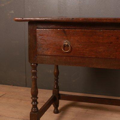 best loved 75534 a03e9 Antique 17th Century Oak Side Table