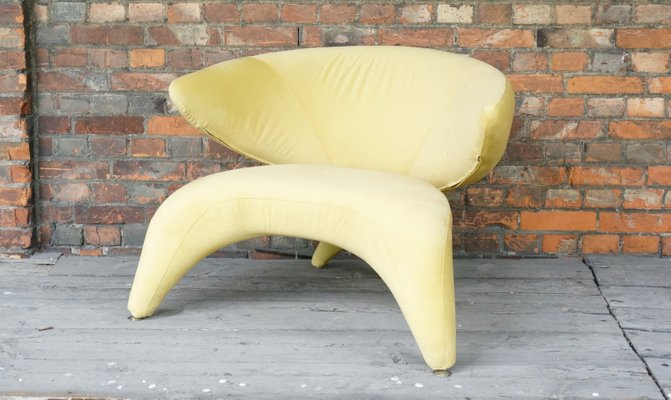Cool Pop Art Wingback Lounge Chair From Roche Bobois 1960S Cjindustries Chair Design For Home Cjindustriesco