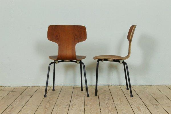 Hammer De Et Teck 2 Par Chaises HansenDanemark1960sSet Arne Jacobsen Enfant 3103 Fritz Pour Hêtre En rCWdxBeo
