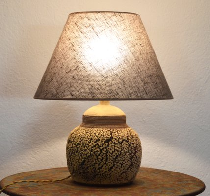 Ceramic Table Lamp From Suite Contemporary
