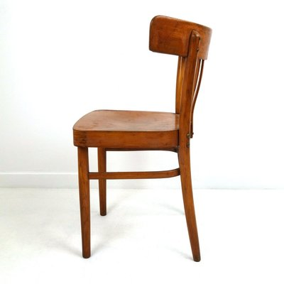 Fine Mid Century Bentwood Dining Chairs From Kok 1950S Set Of 5 Pabps2019 Chair Design Images Pabps2019Com