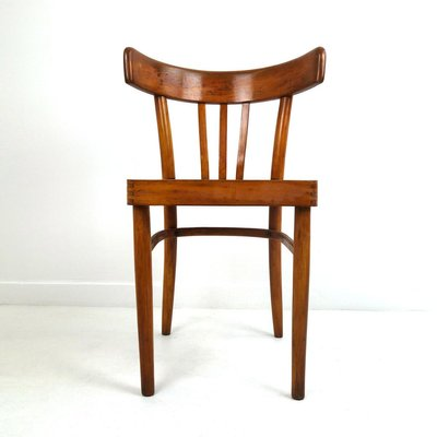 Sedie In Legno Curvato.Sedie Da Pranzo Mid Century In Legno Curvato Di Kok Anni 50 Set