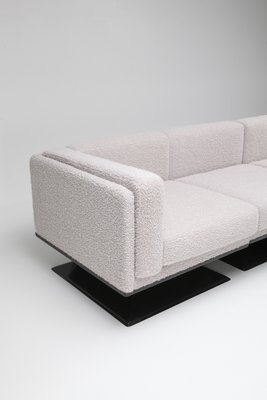 Peachy Mid Century Modern Boucle Sofa By Luigi Pellegrin For Mim 1960S Gmtry Best Dining Table And Chair Ideas Images Gmtryco