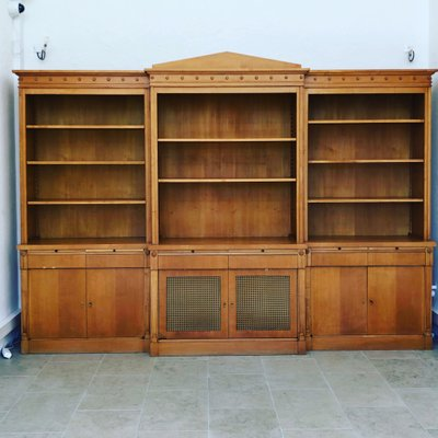 Remarkable Large Vintage French Library Shelves 1960S Download Free Architecture Designs Intelgarnamadebymaigaardcom