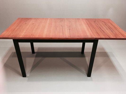 Tavolo da pranzo moderno in teak, Scandinavia, anni \'50