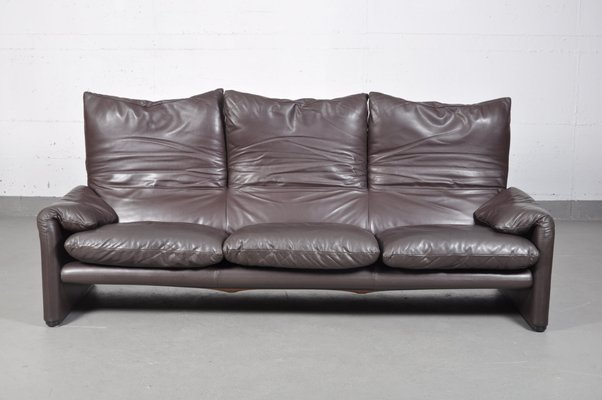Miraculous Vintage Italian Leather Modular Sofa Set By Vico Magistretti For Cassina Lamtechconsult Wood Chair Design Ideas Lamtechconsultcom