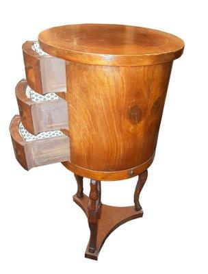 Table Empire Chevet Style Antique1820s De 45ARqcj3L