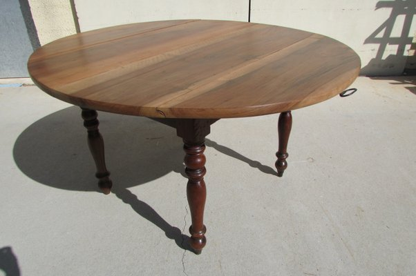 Groovy Antique French Oval Walnut Dining Table Interior Design Ideas Oteneahmetsinanyavuzinfo