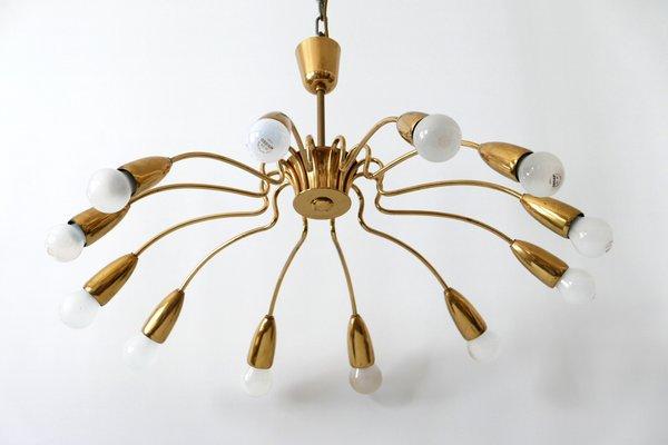 Suspension LaitonAllemagne1950s Mid Century À Lampe En 7gYb6fy