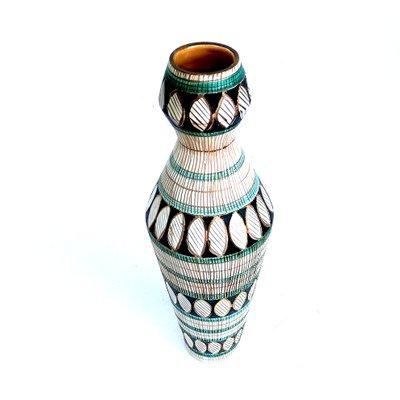 Vaso in ceramica di Ceramiche Deruta, Italia, anni \'50