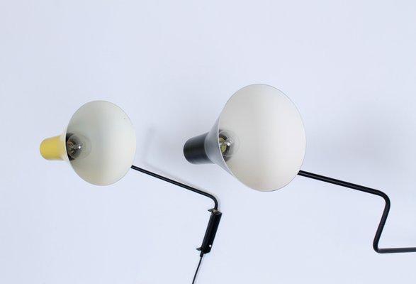 Optik J 7101 Anvia1950er2er Wandlampen In mHoogervorst Set Büroklammer Von Für j Modell n0wO8vmN