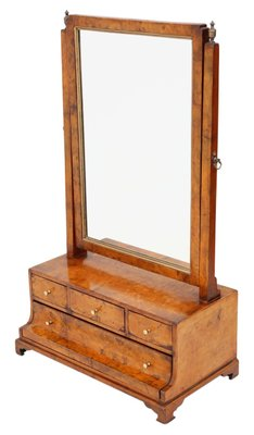 Antique Dressing Table Mirror 1800s
