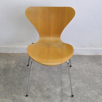 Stuhl 3107 Modell Mid Hansen1980er Century Jacobsen Fritz für von Arne F3JlK1cuT