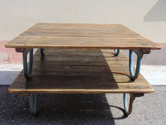 Wooden Pallet Coffee Table Or Platform