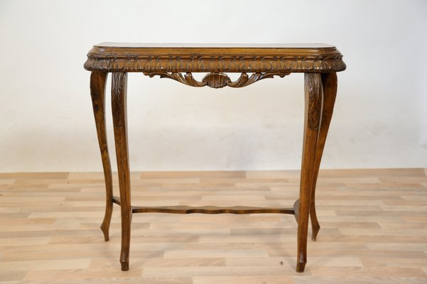 Carved Console Table 1920s For At