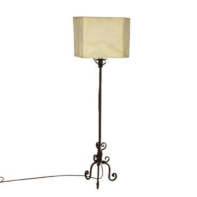cheap for discount c44db 25f78 Antique Italian Wrought Iron Floor Lamp