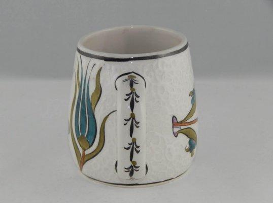 Hand Vintage Hand Painted Vintage Vintage Painted Mug1970s Mug1970s Coffee Painted Coffee Hand WEDH2I9