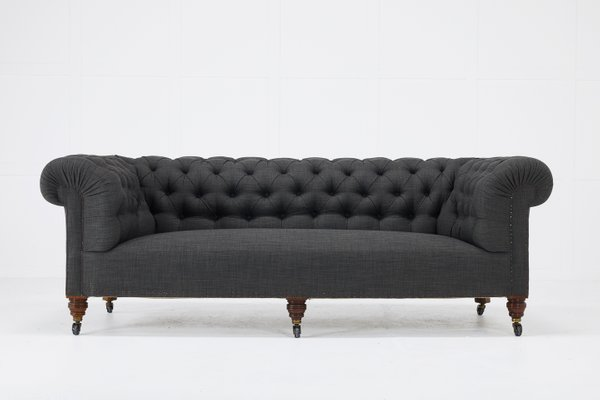 Strange Antikes Englisches Chesterfield Sofa Alphanode Cool Chair Designs And Ideas Alphanodeonline