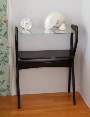 Petite AcajouItalie1950s En Table De Chevet UpMVqzGS