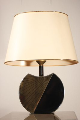Vintage Table Lamp From Disderot 1970s