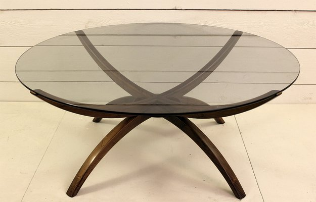 Kagan Coffee Table.Rosewood Coffee Table By Vladimir Kagan 1960s