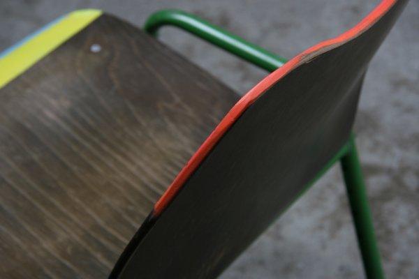 Chaise Modele Hard Work Par Markus Friedrich Staab Pour Atelier Staab 1960s En Vente Sur Pamono