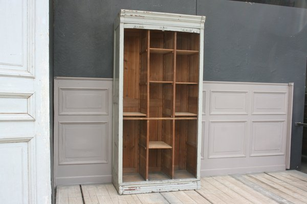 Libreria Antica In Legno.Libreria Antica In Legno