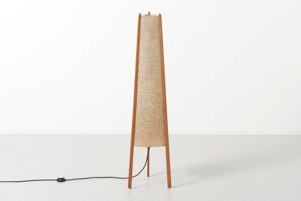3 Legged Floor Lamp 1950s