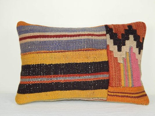 Throw Pillow Covers Woven WOOL