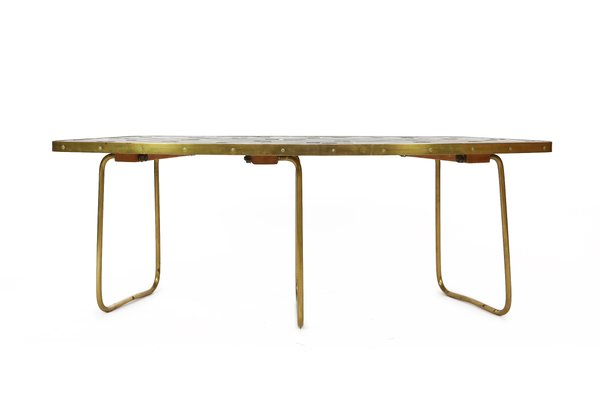 Fine Vintage Boomerang Coffee Table By Berthold Muller 1950S Evergreenethics Interior Chair Design Evergreenethicsorg