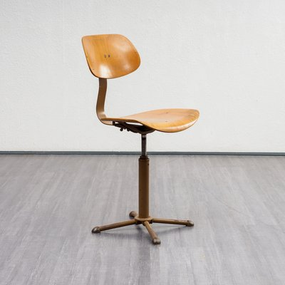 Incredible Industrial Desk Chair From Drabert 1960S Home Interior And Landscaping Dextoversignezvosmurscom