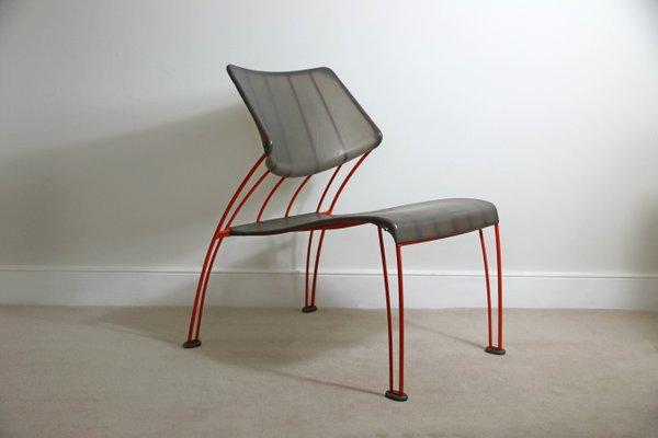 Sedie Di Plastica Ikea.Sedie Ps Hasslo Di Monika Mulder Per Ikea Anni 90 Set Di 2 In