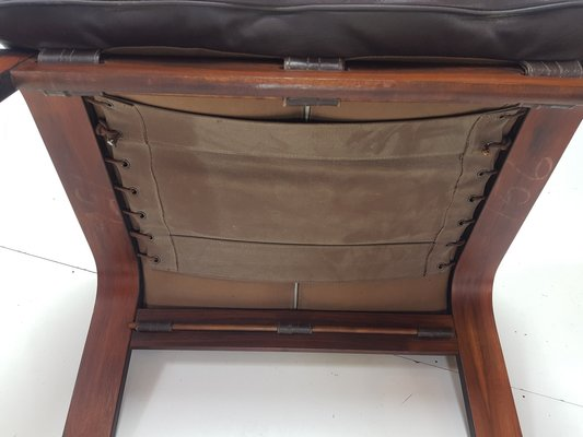 Wondrous Danish Plywood Padded Leather Rope Ottoman 1960S Inzonedesignstudio Interior Chair Design Inzonedesignstudiocom
