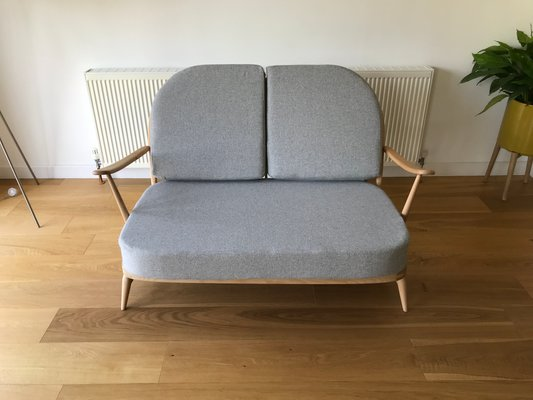 Blonde 203 Compact Sofa by Lucian Ercolani for Ercol, 1960s