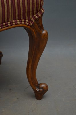 Pleasing Antique Victorian Walnut Stool Ocoug Best Dining Table And Chair Ideas Images Ocougorg