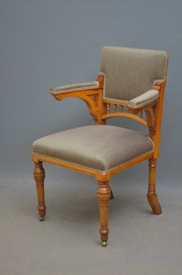 Tremendous Antique Oak Desk Chair Gmtry Best Dining Table And Chair Ideas Images Gmtryco