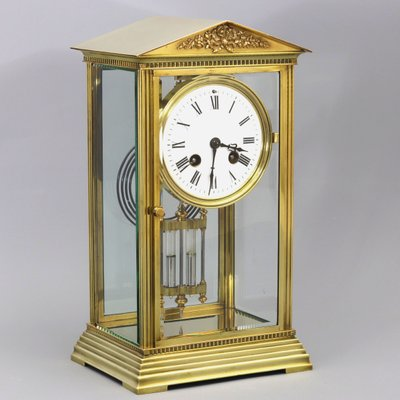 Br Mantle Clock By Couaillet Freres
