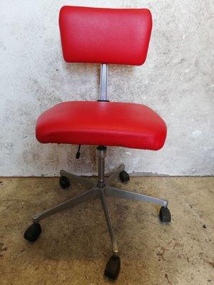 Incredible Vintage Belgian Swivel Desk Chair From Barro Forskolin Free Trial Chair Design Images Forskolin Free Trialorg