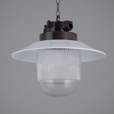 Vintage Bakelite Bulkhead Light Factory-Light wall and ceiling light Germany