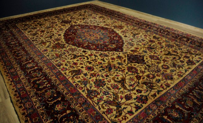 Large Persian Rug 1960s For At Pamono