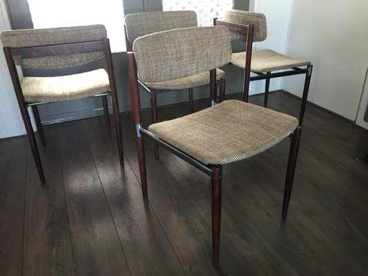 Mid Century Modern Dining Set For 4