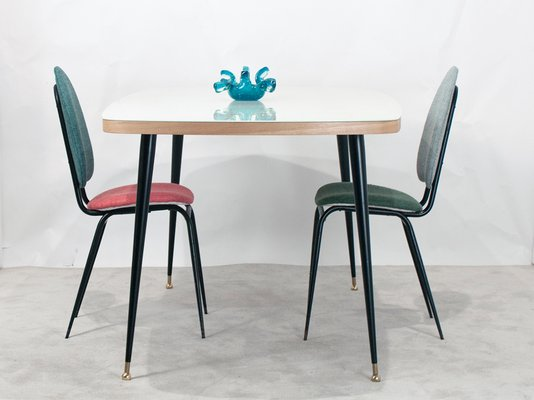 Tavolo da pranzo in vetro di 177 Kensington Contemporary