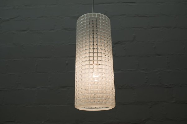 Gl Ceiling Lamps From Limburg 1960s