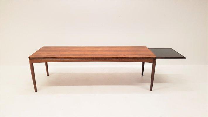 Mid Century Danish Rosewood Coffee Table, 1960s