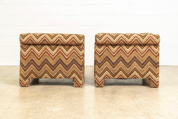 Strange Mid Century Wool Lounge Chairs From Englander Triangle 1970S Set Of 2 Inzonedesignstudio Interior Chair Design Inzonedesignstudiocom